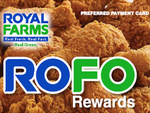 ROFO Rewards Card Program.