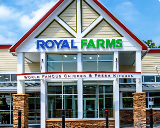 Royal Farms - Real Fresh  Real Fast