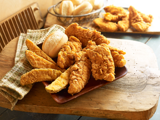 Chicken Tender Meals.
