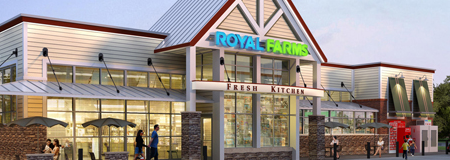 Royal Farms Store Front
