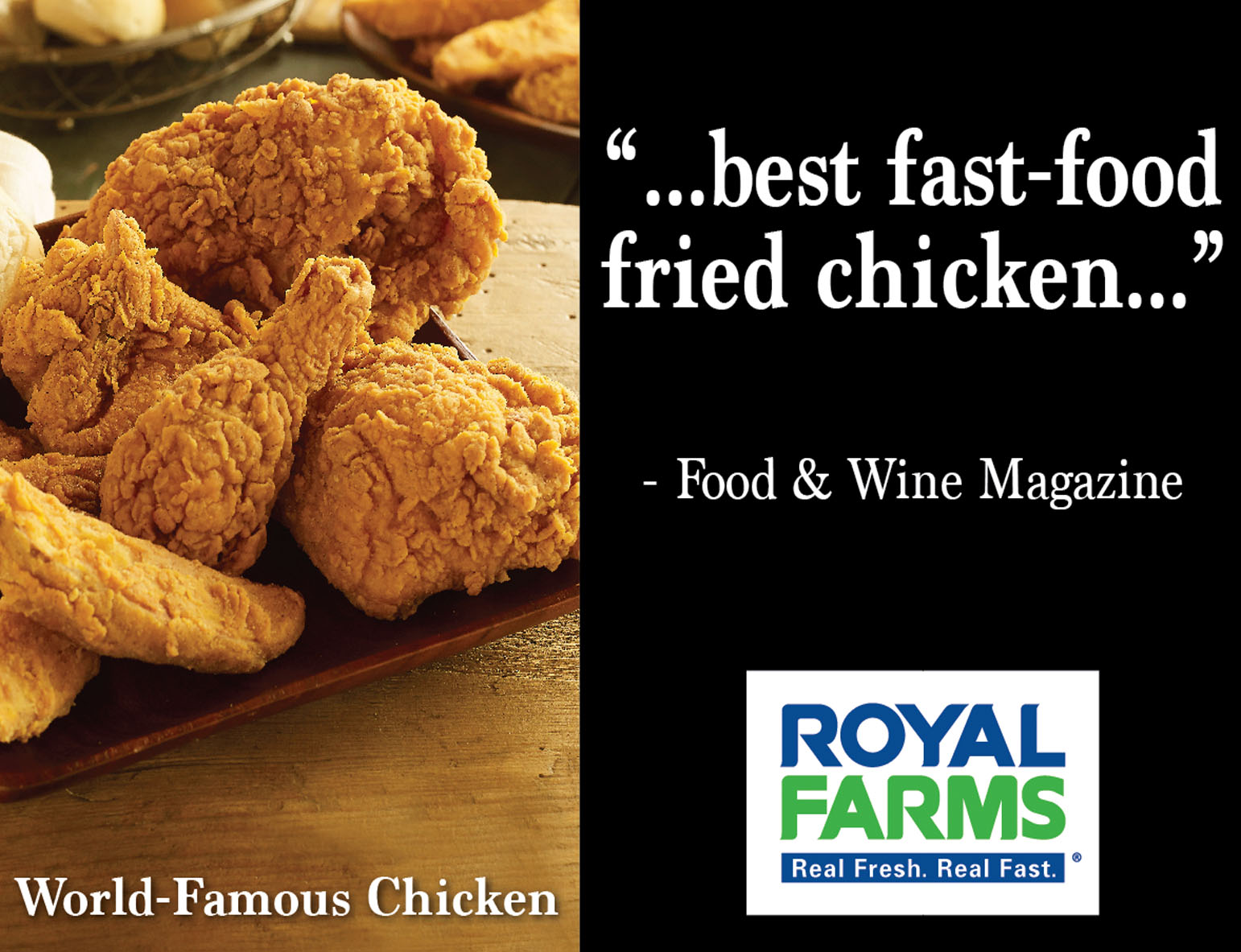 Best fast food fried chicken. - Food and Wine Magazine