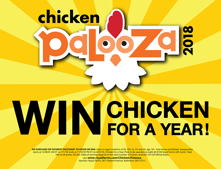 Chicken Palooza 2018