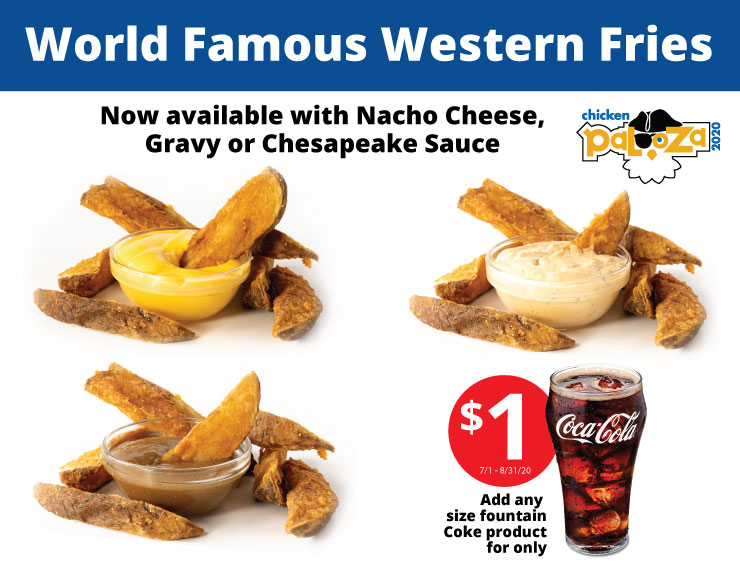 World Famous Western Fries